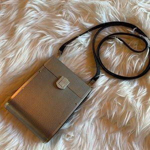 Wendy Stevens Stainless Steel Shoulder Bag